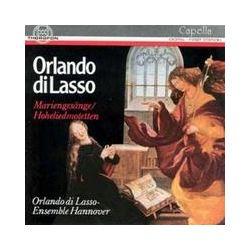 Musik: Mariengesänge  von Orlando di Lasso Ensemble, Detlef Bratschke