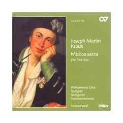 Musik: Musica Sacra: Der Tod Jesu  von Philharm.Chor, Stuttg.KO, Wolf