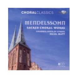 Musik: Sacred Choral Works  von Europäischer Kammerchor