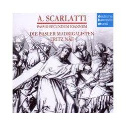 Musik: Johannespassion  von Schola Cantorum Basiliensis, Die Basler Madrigalisten