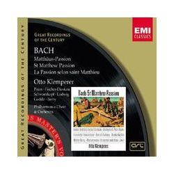 Musik: Matthäus Passion (GA)  von Philharmonia Orchestra London, Klemperer, Schwarzkopf, GEDDA