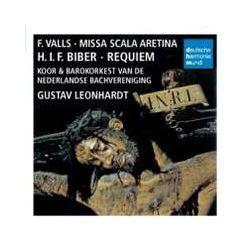 Musik: Missa Scala Aretina/Biber: Requiem in F minor  von Gustav Leonhardt
