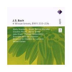Musik: 4 Missae Breves/Bwv233-242  von Michel Corboz, Ocls