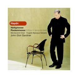 Musik: Heiligmesse/Paukenmesse(Missa In Tempore Belli)  von John Eliot Gardiner, EBS, Monteverdi Choir