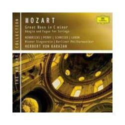 Musik: Grosse Messe C-moll/Adagio Und Fuge C-moll  von Hendricks, Perry, Schreier, Herbert von Karajan, BP