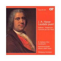 Musik: Laudate Pueri,Psalmen Und Antiphonen  von St.Barbara-Chor, K-O J.A.Hasse