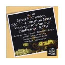 Musik: Coronation Mass (Krönungsmesse)  von Nikolaus Harnoncourt, CMW