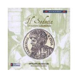Musik: Il Sedecia.Oratorium in zwei Teilen  von Oficina Musicum