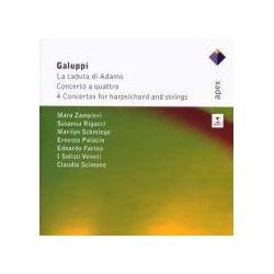 Musik: La Caduta Di Adamo/Concerto A Quattro/+  von Claudio Scimone, Isv