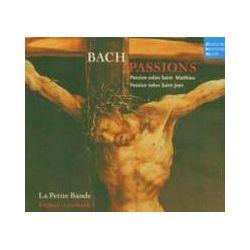 Musik: Matthäus-Passion (GA)/Johannes-Passion (GA)  von La Petite Bande, Leonhardt, Kuijken