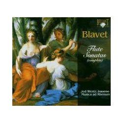 Musik: Blavet: Flute Sonatas