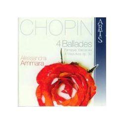 Musik: 4 Ballades  von Alessandra Ammara