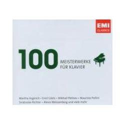 Musik: 100 Meisterwerke Für Klavier