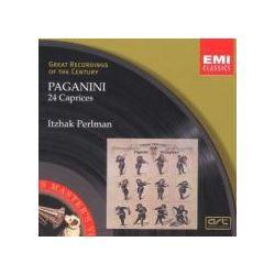 Musik: Capricen 1-24  von Itzhak Perlman