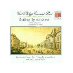 Musik: Berliner Sinfonien  von K. Kirbach, H. Haenchen, KCPEB