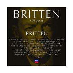 Musik: Britten Conducts Britten