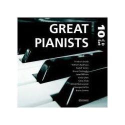 Musik: Great Pianists  von GULDA, Backhaus, Serkin, Gilels, Cziffra, Canino