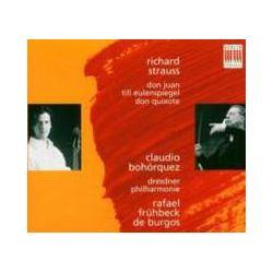 Musik: Don Quixote/Don Juan/+  von Bohorquez, DP, Frühbeck De Burgos