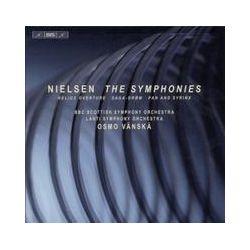 Musik: Die Symphonien  von Osmo Vänskä, BBC Scotish SO