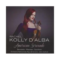 Musik: American Serenade  von Rachel Kolly D'Alba