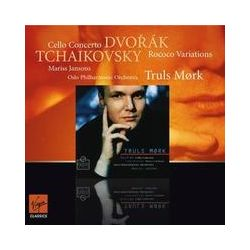 Musik: Cellokonzert/Rokoko-Var.  von MORK, Jansons, OPO