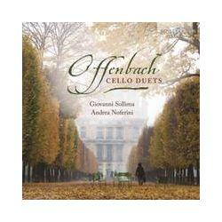 Musik: Cello Duets  von Giovanni Sollima, Andrea Noferini