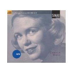 Musik: Camilla Wicks,Violine  von Camilla Wicks, Robert Levin, Karsten Andersen, Bergen