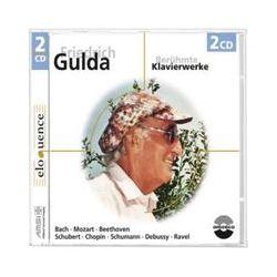 Musik: Berühmte Klavierwerke  von Friedrich Gulda
