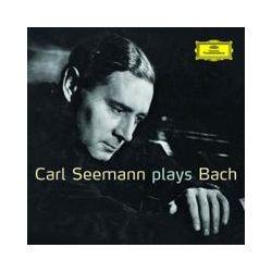 Musik: Carl Seemann Plays Bach  von Carl Seemann