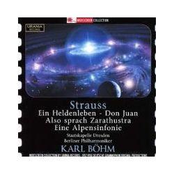 Musik: Böhm dirigiert Strauss  von Karl Böhm, Staatskapelle Dresden, Berliner Philhar.
