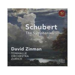 Musik: Die Sinfonien  von David Zinman, Tonhalle Orchester Zürich