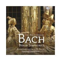 Musik: Berlin Symphonies  von Hartmut Haenchen, KCPEB