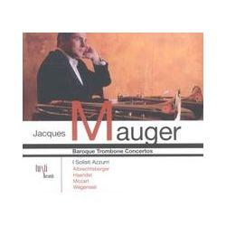 Musik: Barockkonzerte für Posaune  von Mauger, Dufour