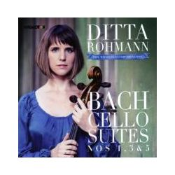 Musik: Cellosuiten  von Ditta Rohmann