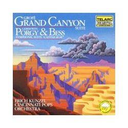 Musik: Grand Canyon Suite  von Erich Kunzel, Cincinnati Pops Orchestra
