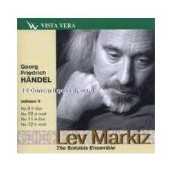 Musik: 12 Concerti grossi,op.6  von Lev Markiz, The Soloists Ensemble