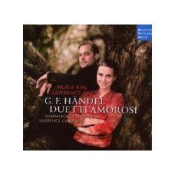 Musik: Duetti amorosi  von Nuria Rial, Lawr. Zazzo, Kammerorch.Basel, Cummings