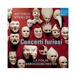 Musik: Concerti Furiosi  von La Folia Barockorchester