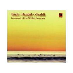 Musik: Bach-Händel-Vivaldi  von Kim Walker, Ironwood