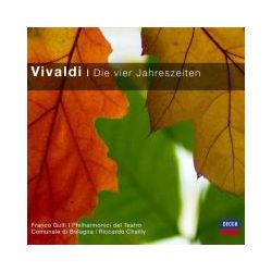 Musik: Die vier Jahreszeiten/+(cc)  von Franco Gulli, Riccardo Chailly, OTCB