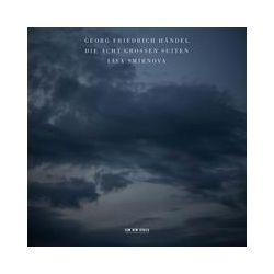 Musik: Die Acht Grossen Suiten  von Lisa Smirnova