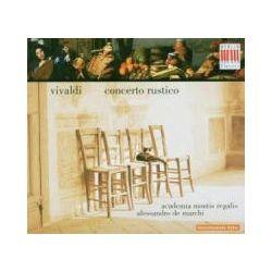 Musik: Concerto Rustico  von Acad.Montis Regalis, De Marchi
