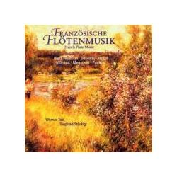 Musik: Französische Flötenmusik  von Werner Tast, Siegfried Stöckigt