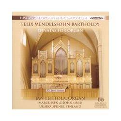 Musik: Die Sechs Orgelsonaten  von Jan Lehtola