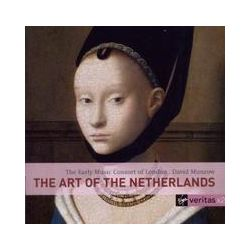 Musik: Art Of The Netherlands  von Munrow, Early Music Consort