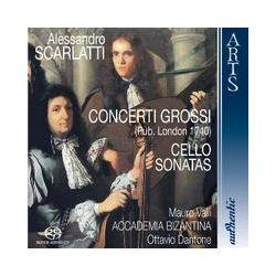 Musik: Concerti Grossi  von Accademia Bizantina