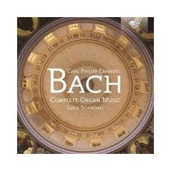 Musik: Complete Organ Music  von Luca Scandali
