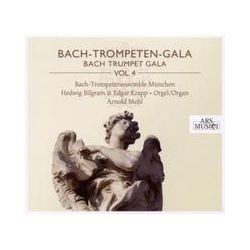 Musik: Bach-Trompeten-Gala Vol.4  von Bach-Trompetenensemble München, Mehl