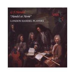 Musik: Handel at Home  von London Handel Players