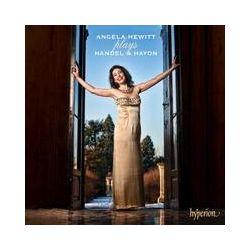 Musik: Angela Hewitt spielt Händel & Haydn  von Angela Hewitt
